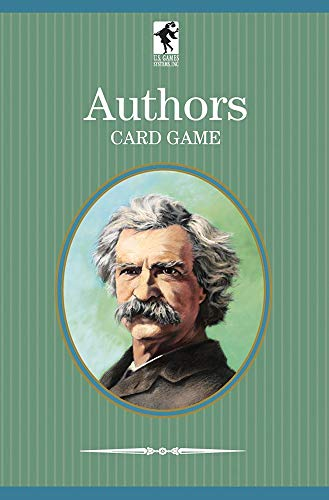 How To Play Go Fish Card Game - Authors Card Game (Authors & More)