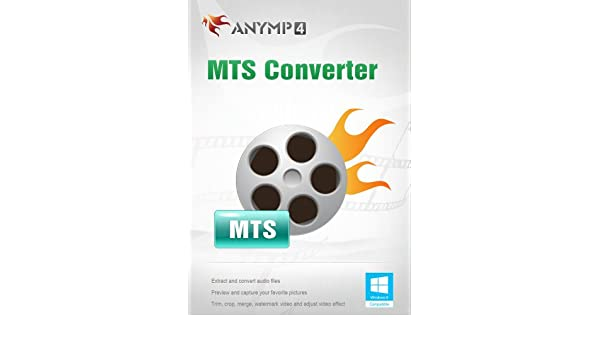 Amazon com: AnyMP4 MTS Converter Lifetime License - The best