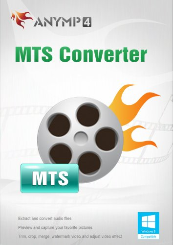 Converter Best Video Wmv - AnyMP4 MTS Converter Lifetime License - The best MTS converting software to convert MTS AVCHD videos to MP4, MOV, AVI, WMV, MPEG and other popular video formats [Download]