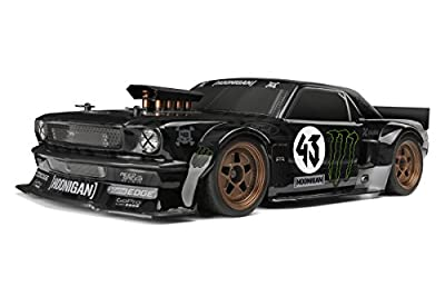 RS4 Sport3, Ken Block, 1965 Ford Mustang Hoonicorn RTR, 1/10 Scale Rally Car