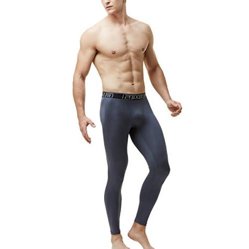 6a4c220d0f Tesla Men's Thermal Wintergear Compression Baselayer Pants Leggings Tights  YUP21/YUP33/YUC32/P33