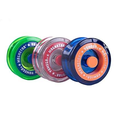 Yomega Magnetar Yo-Yo - Neutron Star Spinner (Colors May Vary): Toys & Games