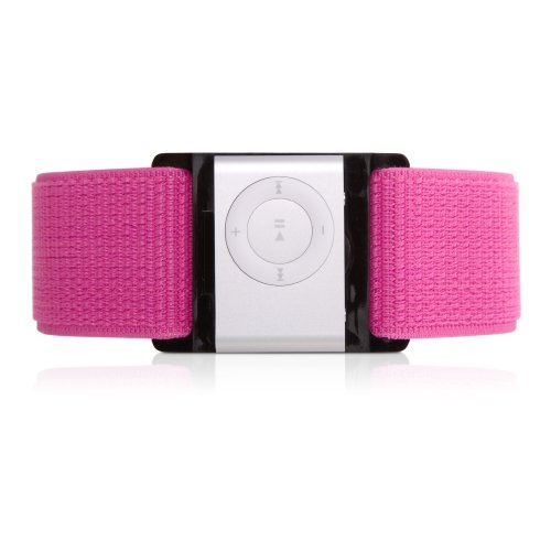 Griffin 8138-SHFTMPOP Armband for Shuffle 2G (pink)