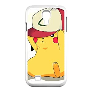 Samsung Galaxy S4 9500 Cell Phone Case White Pikachu UMG Photo Phone Covers