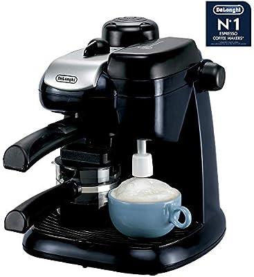 DeLonghi Dedica Style EC 8 - Cafetera (Independiente, De café molido, 800 W, Plata): Amazon.es: Hogar