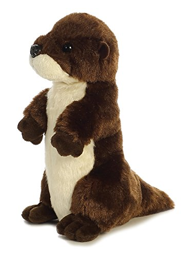 Otter Toy - River Otter Mini Flopsie 8
