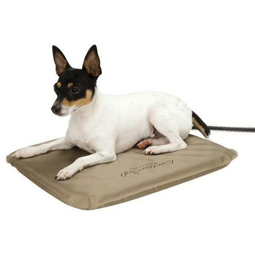 "Lectro-Soft Heated Outdoor Bed 14"" x 18"""