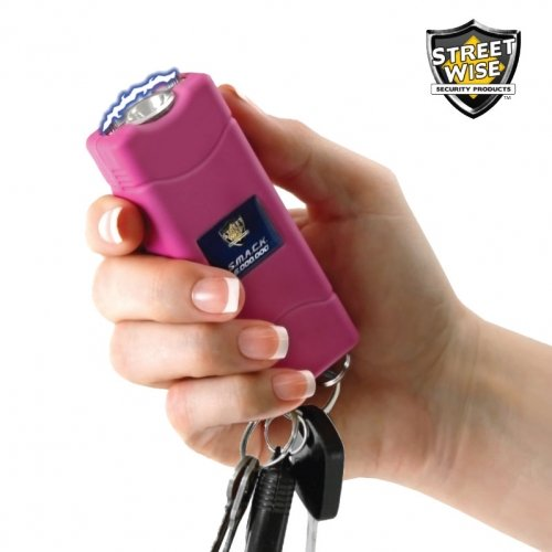 SMACK 6,000,000 His Hers Stun Gun Package by Home Self Defense Products