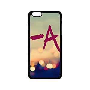JIANADA Artistic Fashion Unique Black iPhone plus 6 case
