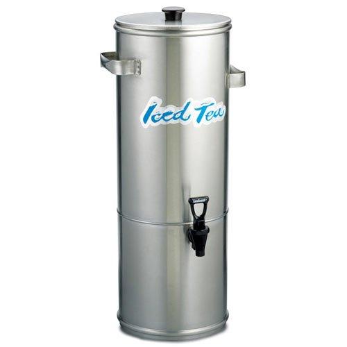 Tablecraft (1959) 5 Gal Stainless Steel Iced Tea Dispenser ()