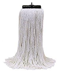 O\'Cedar Commercial 97831-3 MaxiRayon Screw-On Mop, 24 oz (Pack of 3)