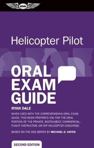 Top 10 recommendation helicopter oral exam guide
