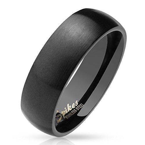 Beyoutifulthings Matter Band Ring Chirurgenstahl 316l Verlobungs