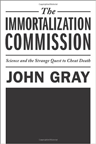 Amazon Com The Immortalization Commission Science And The