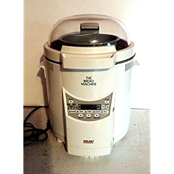 Welbilt the bread machine abm 100 4 manual