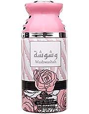 Washwashah Perfume Spray By Lattafa Parfums For Women - 250 milliliters