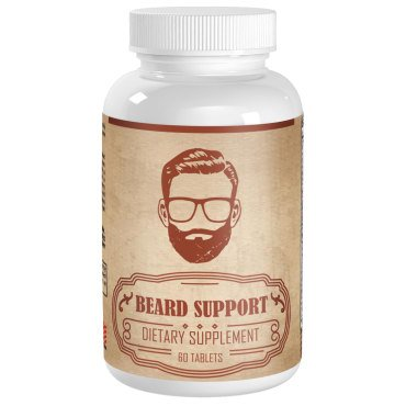 Best Beard Growth Supplement Fast product image
