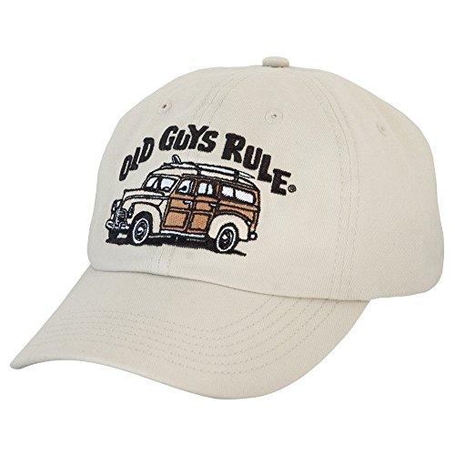 Old Guys Rule Men's Woodie Hat by Old Guys Rule