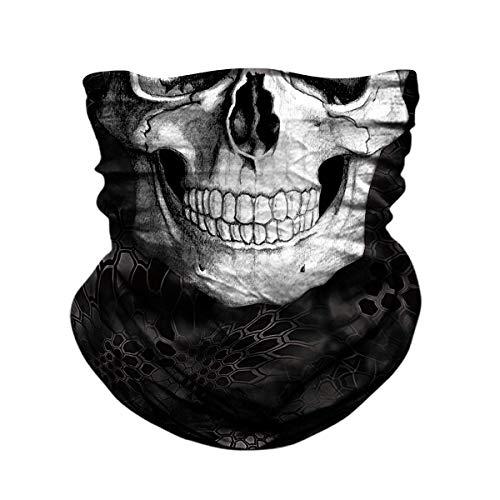 JOEYOUNG Skull Face Mask