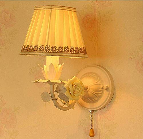 (Ceiling Lights Lamps Chandeliers Pendant Light Fixtures Gloss Cream Metal and Glass Fisherman's Vintage Style Lantern Easy Fit Ceiling Lamp Pendant for Bedroom Living Room Kitchen Aisle Restaurant Ba)