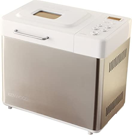 Kenwood BM250 Bread Maker Máquina de hacer pan, 480 W, color blanco: Amazon.es: Hogar