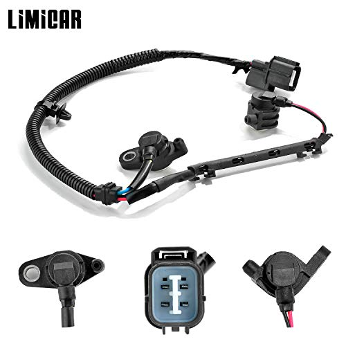 LIMICAR Crankshaft Position Sensor CPS 5S1628 PC133 37840P0AA01 Compatible w/ 1997-1999 Acura CL 1995-2002 Accord 1996-1998 Odyssey 1996-2001 Prelude 1996-1999 Isuzu Oasis