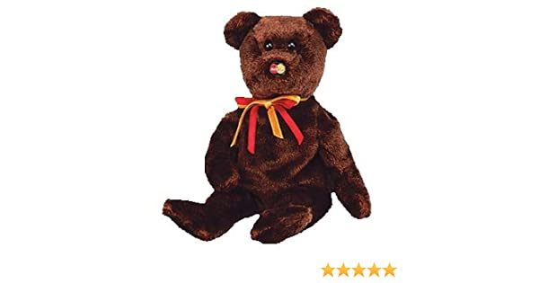 0c7f7a30d80 Amazon.com  TY Beanie Baby - MC MASTERCARD Bear (Credit Card Exclusive)   Toys   Games
