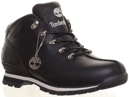 4a2e08ca25f1 SV - Timberland 20599 Mens Splitrock Leather Ankle Boot - Black
