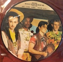 Culture Club Do You Really Want To Hurt Me 45 Rpm Single Amazon