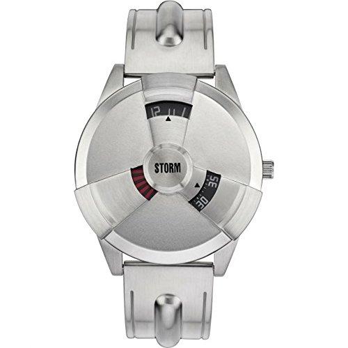 Storm Reloj los Hombres RADIATION-X SILVER Special Edition 47339/S: Amazon.es: Relojes