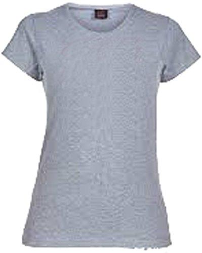 CANTERBURY Damen Uni T-Shirt, grau (Größe 12)