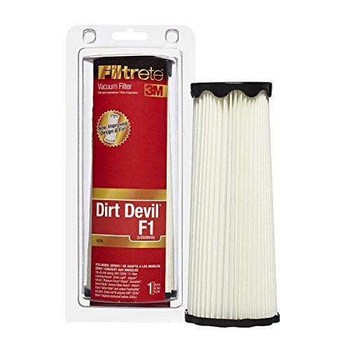 (3M Filtrete Dirt Devil F1 HEPA Vacuum Filter)