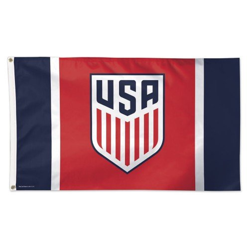 FIFA 2014 World Cup US National Soccer Team 3x5 Horizontal Flag