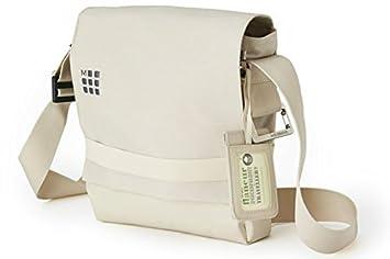 Moleskine myCloud Reporter Bag, Khaki Beige, 10.75 x 11.75 x 3.25