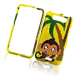 PiGGyB Design Series Case Snap On Cover for LG Connect 4G MS840 Metro PCS Spunky Monkey