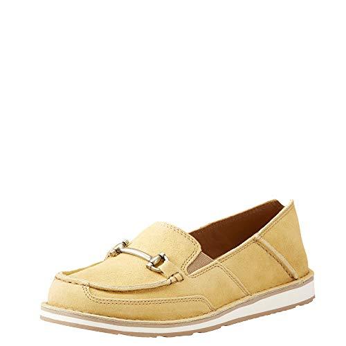 ARIAT Womens Bit Cruiser Clogs/Shoes 9 B/Medium(Width) Sunshine