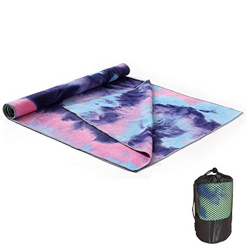 Minyine Esterilla de Yoga Antideslizante para Yoga ...