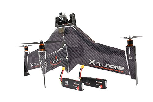 Xcraft XPlusOne Quadcopter Drone X PlusOne HD Pro: X PlusOne + Runcam...