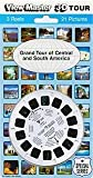 : Mexico and Central South America ViewMaster - 2- 3 Reel Sets in 3D- 42 images