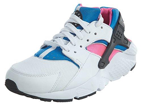 Nike Flex 3 Experiencia de reproducción zapato rojo / negro / blanco Tamaño 13 con nosotros White/Royal-Pink