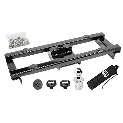 Reese 30158-68 Reese Elite Under-Bed 25K Gooseneck Hitch for Chevy/GMC