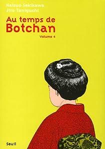 Au temps de Botchan, tome 4 : Une pluie d'étoiles filantes par Sekikawa