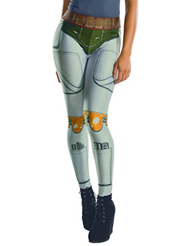Rubie's Adult Star Wars Boba Fett Costume Leggings]()
