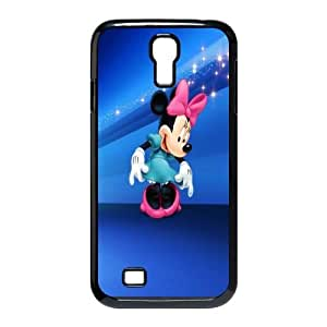 Personality customization TPU Case with Micky Mouse Samsung Galaxy S4 9500 Cell Phone Case Black