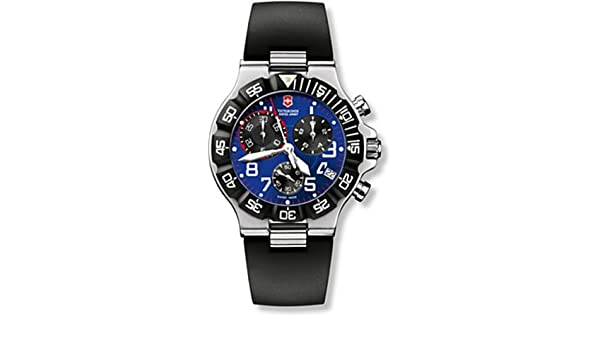Victorinox Swiss Army 241406 Hombres Relojes: Victorinox Swiss Army: Amazon.es: Relojes