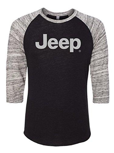 Jeep Men's Raglan T-Shirt (Large)