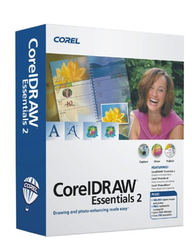 CorelDRAW Essentials Drawing Photo enhancing Version
