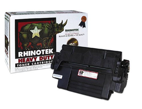 Rhinotek Compatible Hp Toner - Rhinotek Compatible Cartridge for the HP Micr Toner Cartridgelaserjet 4 4m 5 5m 5n #02-17310