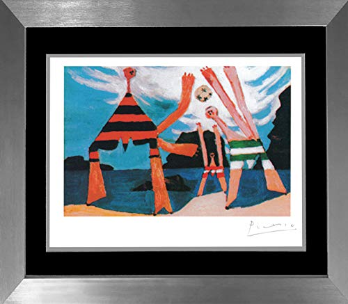 Ball Lithograph - EliteWorldAuction Picasso-Play Ball-Lithograph