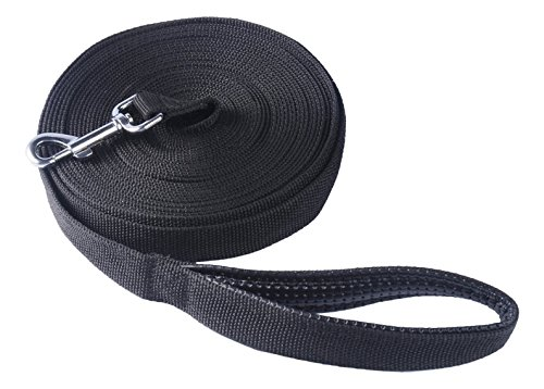 Perfectmade Dog Leash Long Black